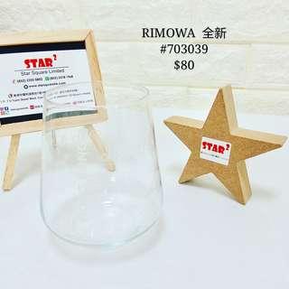 RIMOWA glass (印有香港建築物圖案) Brand new