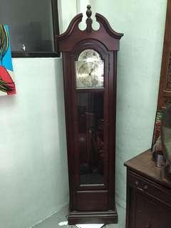 Antique grand clock