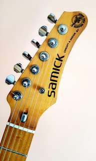 Valley Art Custom Pro Shop Samick in Excellent Condition