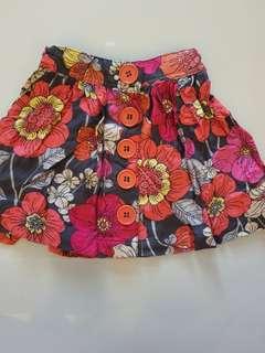 Pumpkin Patch Skirt