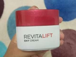 Loreal Day Cream RevitaLift