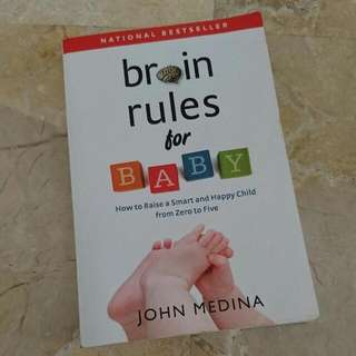 Brain Rules For Baby - How To Raise A Smart And Happy Child From 0-5
