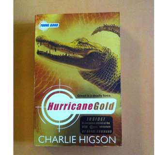 Hurricane Gold (Young Bond #4)