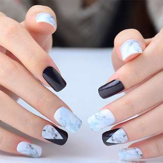 Marble Nail Art Transfer Stickers