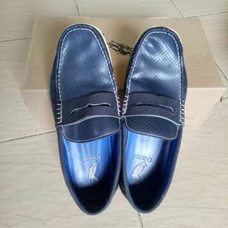 Polo navy loafer