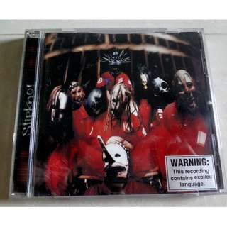 Slipknot Self Title CD