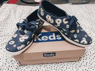 New Keds floral shoes