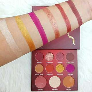 All in one pallette