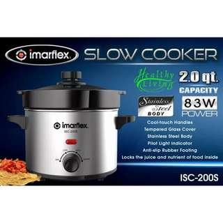 Imarflex Slow Cooker