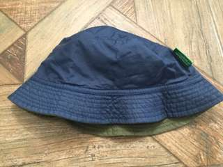 BENETTON Unisex Bucket Hat (reversible)