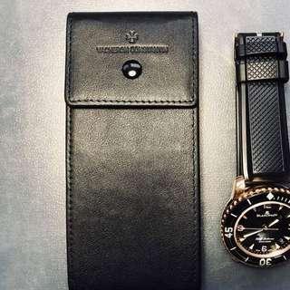 Vacheron Constantin travel watch bag