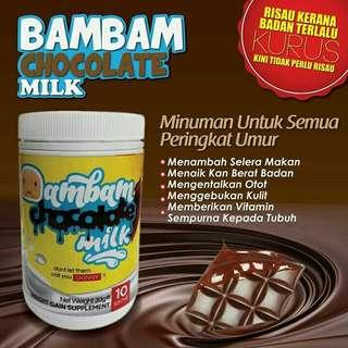 BAM BAM CHOCOLATE MILK