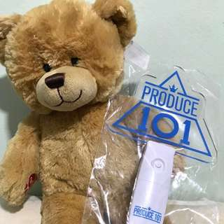 💫 produce 101 official lightstick 💫