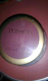 Body cream oriflame Posses