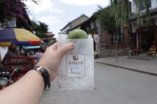 雲南嘉華鮮花餅(抹茶/玫瑰果)
