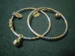 Bb bangle 4.5cm