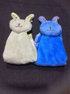 Cute Hand Towel - both