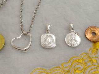 New Italy Sterling 925 Silver