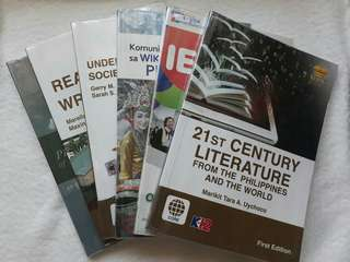 Books for Senior High (Sf included)