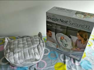 Snuggle nest surround XL Baby Bed