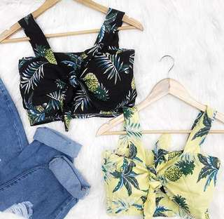 Tube pineapple top (two way)