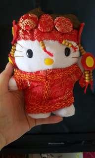 Hello Kitty娃娃