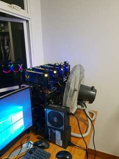 Mining [Building Rig/Optimizing]