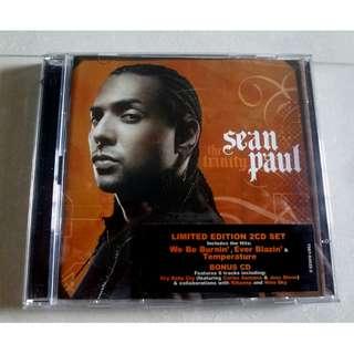 Sean Paul Double CD The Trinity Limited Edition