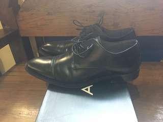 Aldo Black Leather shoes