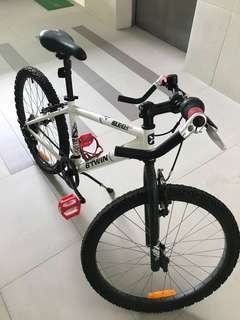 BTWIN mountain bike wheel 20inch (rockrider 300)