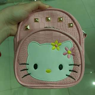 Readystock Hello Kitty Sling Bag