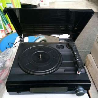 Turntable system