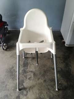 Baby High chairs / kursi budak