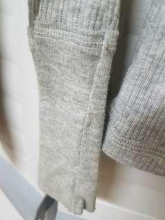 棉長袖上衣