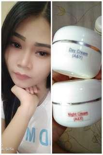 Cream siang malam Dr. Ismail