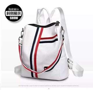 #011 Gucci bagpack