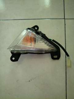 Right signal kawasaki zx6 2009-2012
