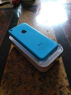Iphone 5C Preloved