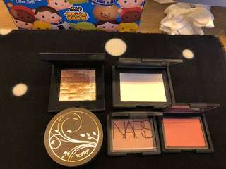 Makeup Clearance (Tarte, Nars, Bobbi Brown, Jill Stuart)