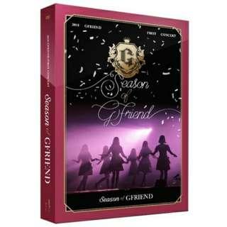 GFRIEND DVD