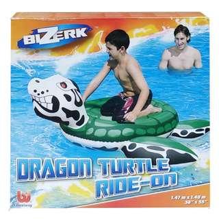 Mainan Mobil Dorong DRAGON TURTLE RIDE ON 41041