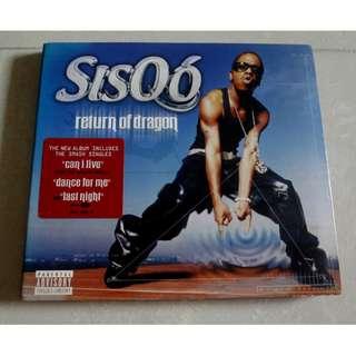 SIS06 CD RETURN OF THE DRAGON