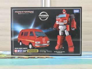 Transformers Takara Masterpiece MP27 Ironhide