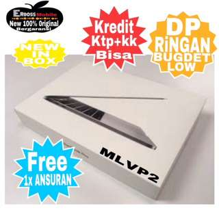 "Apple Macbook Pro MLVP2-TouchBar 13""/8/256GB/i5-New kreditan Call/Wa;081905288895"