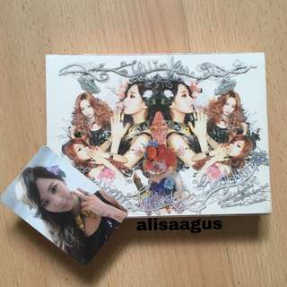 GIRLS GENERATION TAETISEO TWINKLE ALBUM