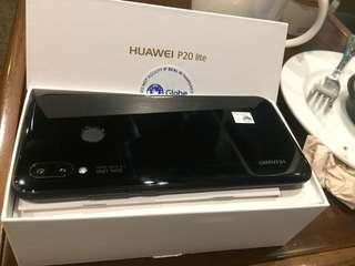 Brand new Huawei P20 Lite Black Complete set