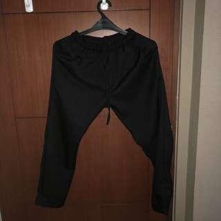 Black Jessy Pants