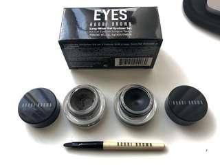 Bobbi Brown ling wear gel eyeliner set