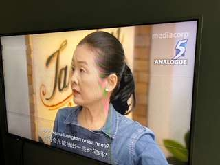 Panasonic Viera 42 inch, TH-L42E6D LED TV (PLS NOTE: Lines are visible on the TV)