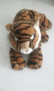 Soft toy tiger